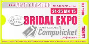 Oakfield Bridal Expo 2015